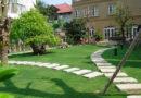 Ai thiết kế sân vườn?