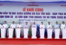 Phát lệnh khởi công tuyến cao tốc Cam Lộ – La Sơn