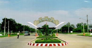 Amata Việt Nam muốn lập một khu công nghiệp 112 ha ở Quảng Trị